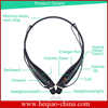 Factory price v4.0 bluetooth stereo headphone for LG mobile phone earphone