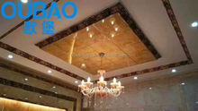 4'*8' PVC stone composite cladding bedroom wall decoration