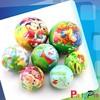 Patrypro 2015 New Product Logo Print polyurethane PU Neck Pillow Foam Soccer Stress Ball