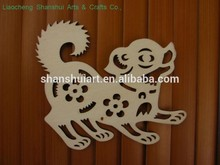 Chinese Zodiac Signs wooden crafts
