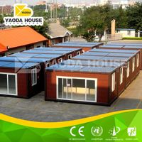 High quality top selling container hotel