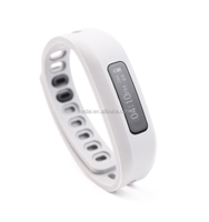 Hot Sale smart waterproof silicone bracelet watch phone For android Phones