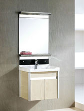 Design home waterproof fashion wall mount cabinet vanity unit