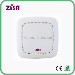 ZISA dual-band 802.11ac mini wireless ap with POE Ceiling AP for hotel, airport, coffee shop, restaurant