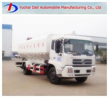 Hot selling Dongfeng 10t animal bulk feed truck for sale