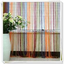 2015 hot sale hotel decoration line curtain