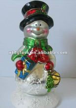hot sell ! glass christmas ornament