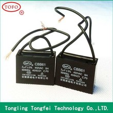 TOFO types of capacitors pictures made in China