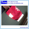 wholesale pink polyester hi vis reflective safety pet vest