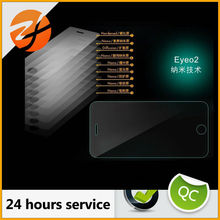 easy lnstallation tempered glass screen protector for sony C3