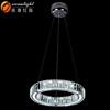 ring K9 Crystal LED acrylic pendant lamp &chandelier light wedding decorations Om88537