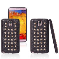 rock wild style cell phone cover maker for samsung note 3 supply by chinese manufacture