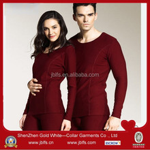 2014 winter OEM wholesale underwear /Thermal Underwear clothing/underwear garment