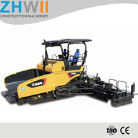 hot sale XCMG mini asphalt road paver from China
