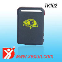 original xexun free software gps tracker motorcycle with 12V car charger with google map link