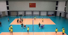 Acrylic volleyball courts flooring at good price