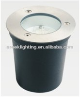 Stainless steel in ground led lights 12v 0.7W
