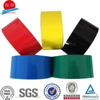 bopp acrylic red 24mm 100Y color adhesive tape color tape colored tape