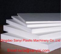 White PVC Advertisement Sheet Making Machine/ Billboard, Sign, Slogon Sheet Production Line