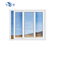 HOT SALES -- PVC casement window/ plastic casement window