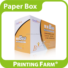 Taiwan Top Sale Paper Package Box Printing