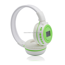SD CARD ,TF card earphone,headphone with various color for customer choose