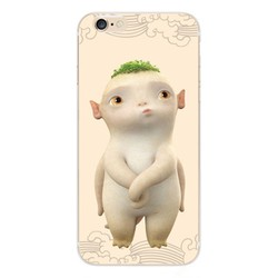 Lovely cartoon designs pc cover case for iphone 6 for girls