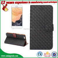 Soft Leather Customized Custom Protective Cell Phone Case for Iphone 6S