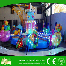 2015 new products animal style Happy Fairy for sale children game rides