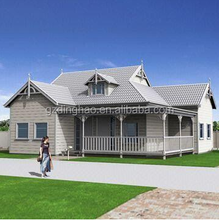 low price good quality steel structure luxury container home