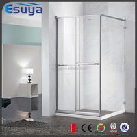 shower enclosure parts sliding shower door tempered 8 mm glass whole shower enclosure