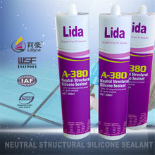 high quality structrual marble silicone sealant