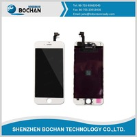 Top supplier in china for transparent lcd display for iphone 6plus