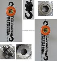 0.5 t hsz pull lift chain hoist/hand cranes/chain