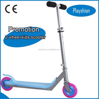 CE approved kids scooter 2 wheels children kick scooter