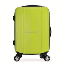 xc-3525 abs+pc hard plastic kids school bag abs+pc trolley luggage case set for wheel oem/odm oem quality printed pc luggage set