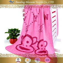 promotion beach towel fabric