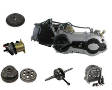 Manufacture whole sale gy6 engine 125cc 150cc parts for scooter go kart and tricycle