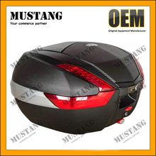 High Strength Easy Removal Motorcycle Top Box For Full-Face Helmets With Attachments