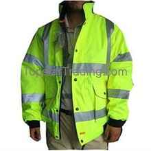 Hot sale Winter reflective safety jacket reflective jacket