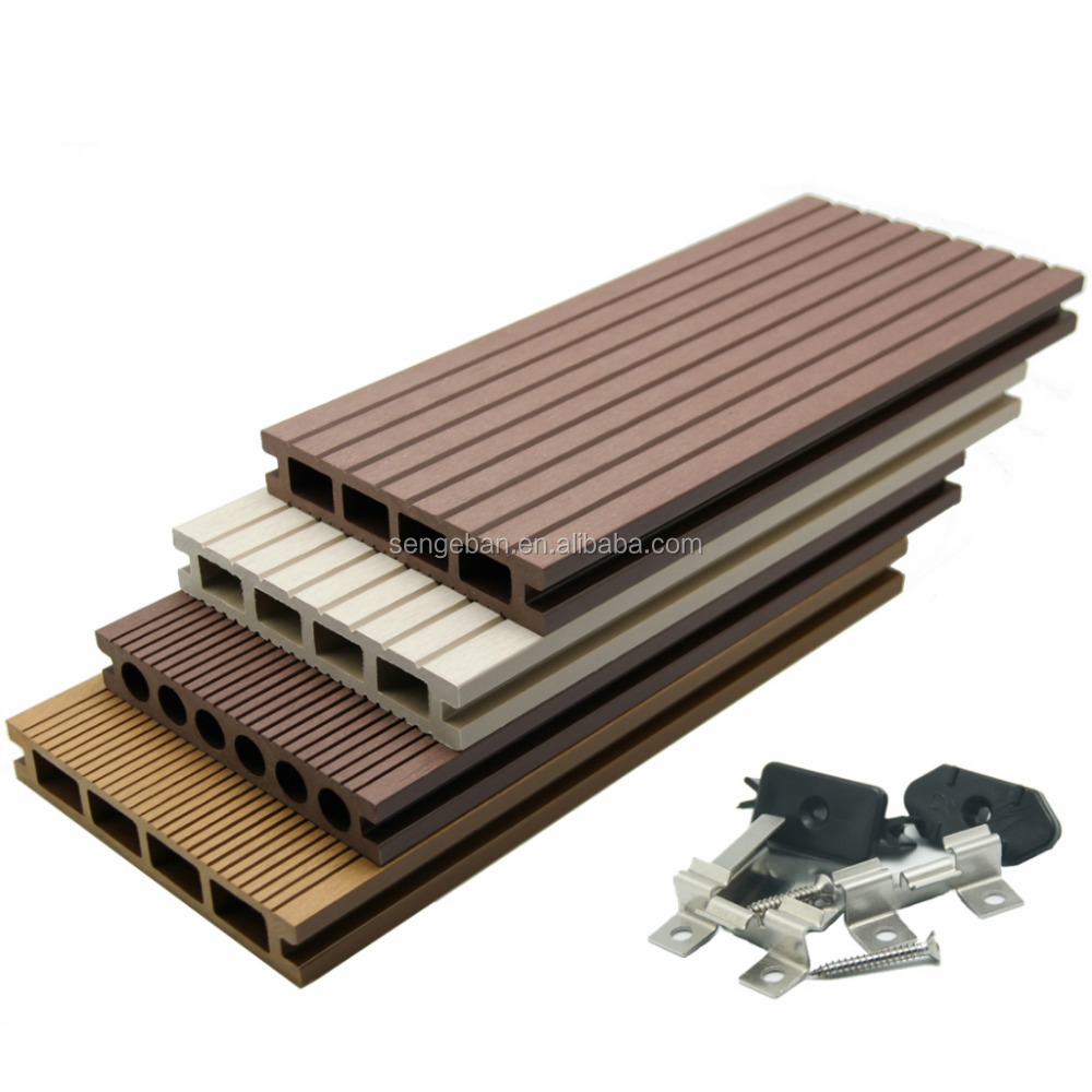 2015 outdoor wood plastic composite wpc decking for Plastic composite decking