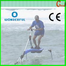 Wonderful new morden single person water bike, water bird for sale waterbird water bike