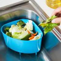 Saving Space Plastic PS Kitchen Fruit and Vegetable Sink Storage Basket and Box