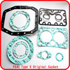 FK40 Bock air compressor gasket kit,bock full gasket kit,high quanlity gasket kit