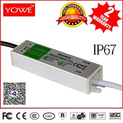 Wholesale Waterproof LED Power Supply CE Rohs Approval Single Output waterproof electronic led driver