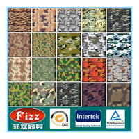 cheap camouflage fabric cotton polyester fabric military clothes