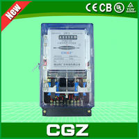 CNGZ new hot sale 3 phase kwh meter