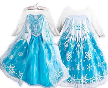 price-off promotions Frozen Elsa dress, Elsa dress wholesale, Frozen girls dresses