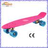 PU wheel skateboard/nice design skateboard/professional skateboard