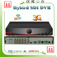 Marvio SDI 8005 Series DVR looking for agents h.264 professional dvr Client in Dubai